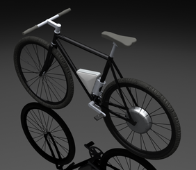 Advanced Electric Bicycle Drive Design